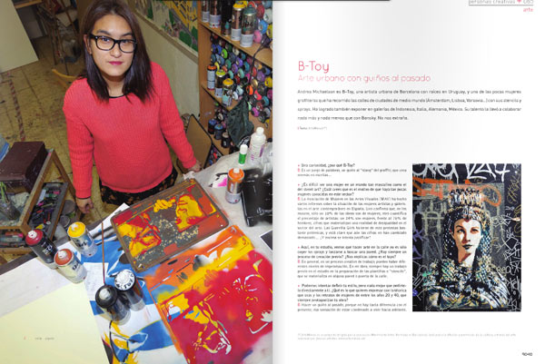 revista 90 + 10, b toy, fotografa bcn,
