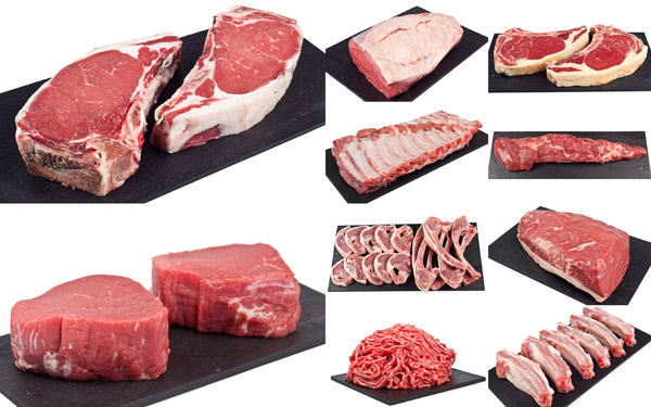 carne blanco