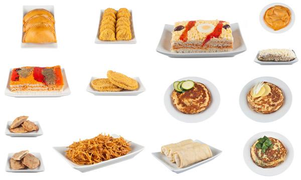 comida elaborada
